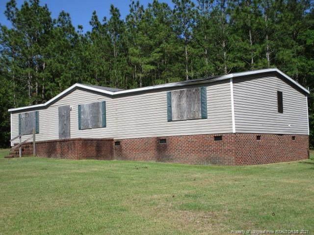 102 Streeter Circle, Raeford, NC 28376 (MLS #657163) :: Moving Forward Real Estate