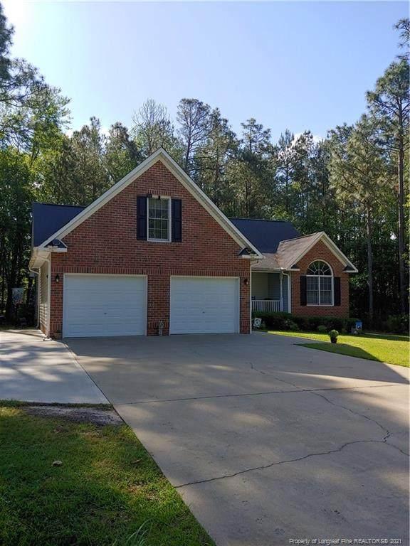 3165 Carolina Way, Sanford, NC 27332 (MLS #658755) :: Freedom & Family Realty