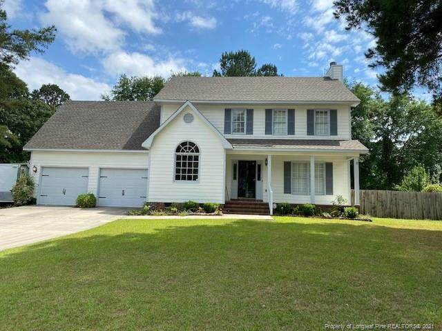 7405 Hammersley Road, Fayetteville, NC 28306 (MLS #659100) :: On Point Realty