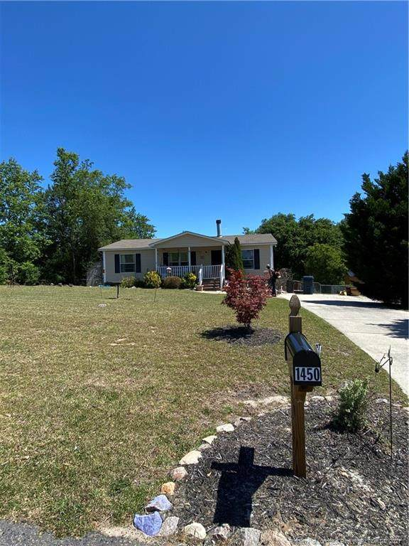 1450 Heritage Way, Cameron, NC 28326 (MLS #659154) :: EXIT Realty Preferred