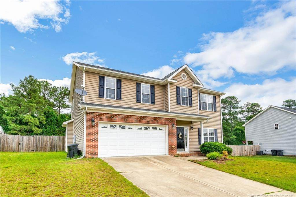 8821 Looking Glass Drive - Photo 1