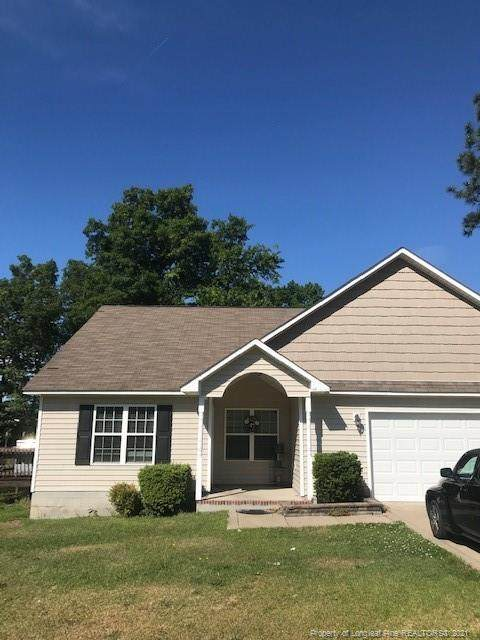 319 Sandstone Drive, Raeford, NC 28376 (MLS #659462) :: The Signature Group Realty Team