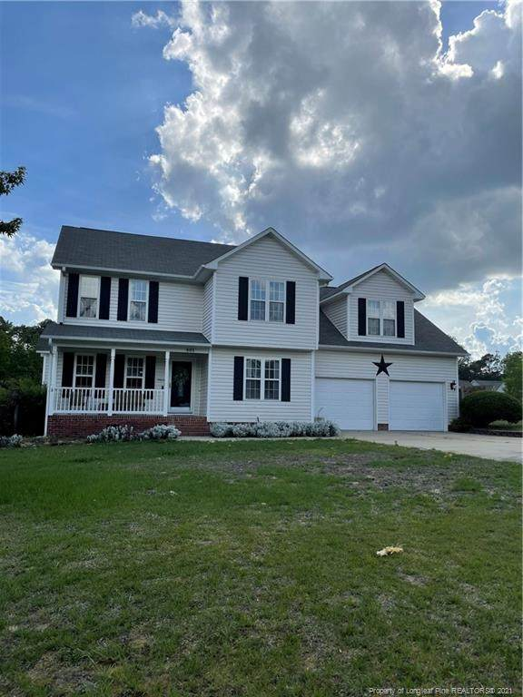401 Yorkshire Drive, Cameron, NC 28326 (MLS #659532) :: Freedom & Family Realty