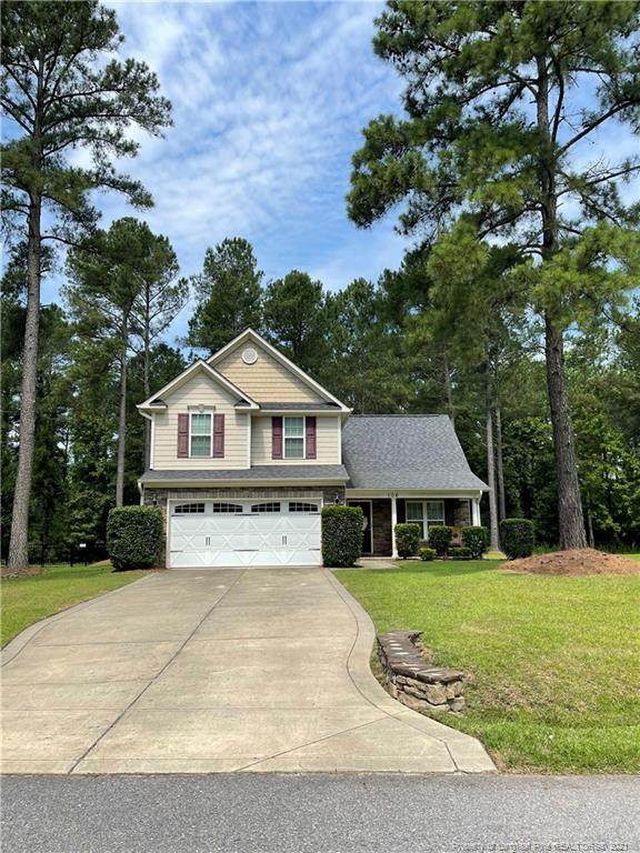 106 Orchard Falls Drive, Spring Lake, NC 28390 (MLS #659551) :: EXIT Realty Preferred