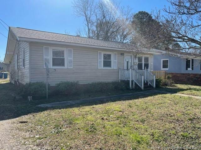 706 North Magnolia Avenue, Dunn, NC 28334 (MLS #659728) :: Freedom & Family Realty