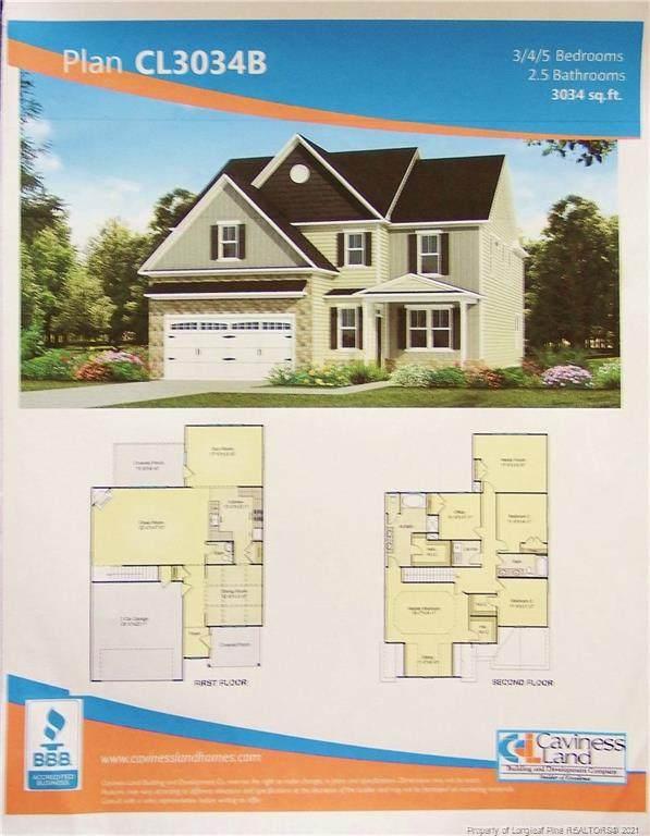 46 Silk Oak (Lot 268) Drive, Bunnlevel, NC 28323 (MLS #659762) :: The Signature Group Realty Team