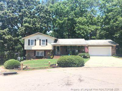 601 Knob Court, Fayetteville, NC 28303 (MLS #659787) :: The Signature Group Realty Team
