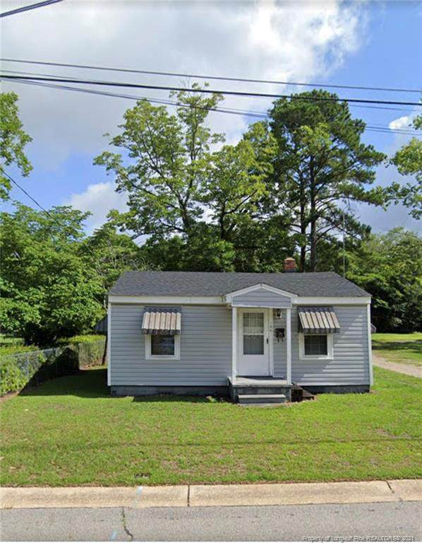 106 Northwest Avenue, Fayetteville, NC 28301 (MLS #659828) :: Freedom & Family Realty