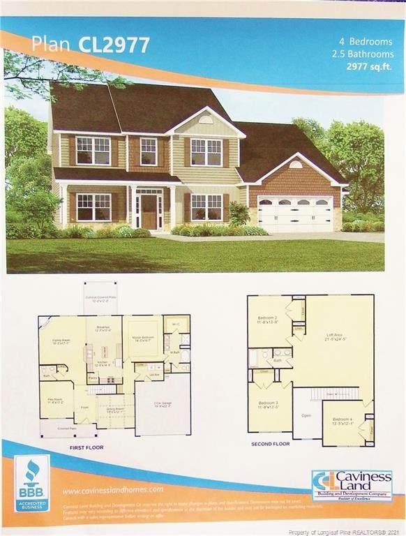 169 Silk Oak (Lot 311) Drive, Bunnlevel, NC 28323 (MLS #659879) :: The Signature Group Realty Team