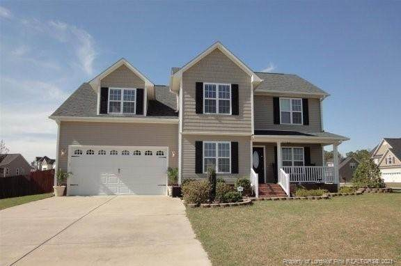 491 Lockwood Drive, Cameron, NC 28326 (MLS #660115) :: The Signature Group Realty Team