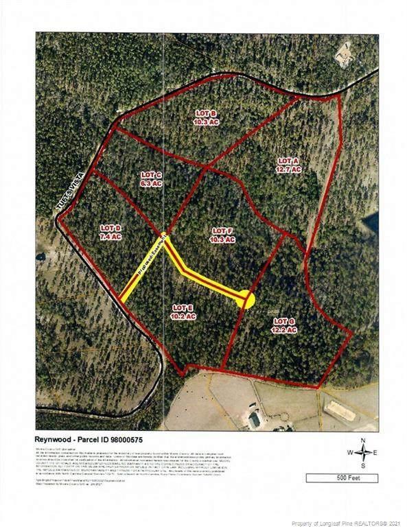 TBD Tufts Vista, Jackson Springs, NC 27281 (MLS #661268) :: RE/MAX Southern Properties