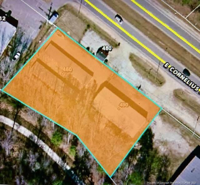 480 E Cornelius Harnett Boulevard, Lillington, NC 27546 (MLS #662165) :: Moving Forward Real Estate
