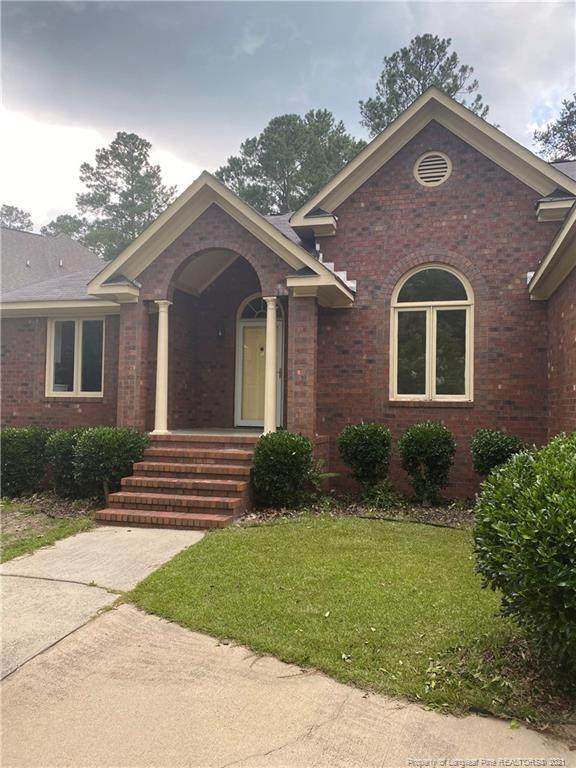 96 Port Tack, Sanford, NC 27332 (MLS #662326) :: The Signature Group Realty Team