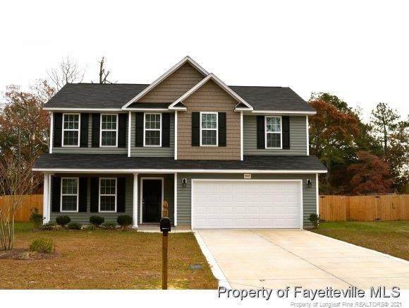 5824 Crepe Myrtle Drive, Hope Mills, NC 28348 (MLS #662442) :: Towering Pines Real Estate