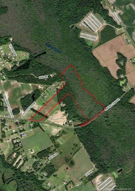 Union Chapel Road, Lumberton, NC 28372 (MLS #662528) :: Towering Pines Real Estate