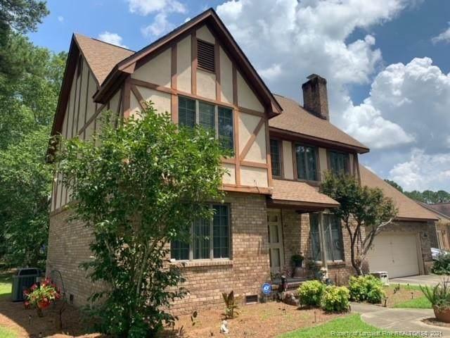 5628 Mum Creek Lane, Fayetteville, NC 28304 (MLS #662560) :: Towering Pines Real Estate