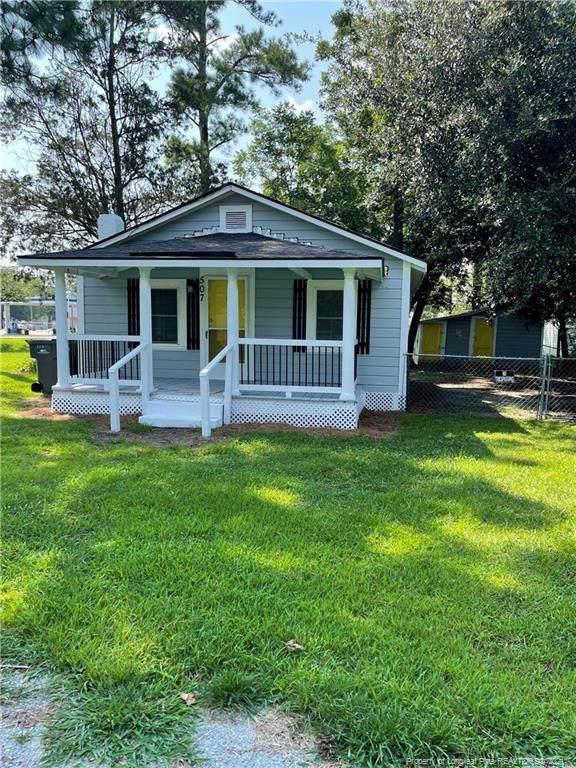507 Middle Street, Lumberton, NC 28358 (MLS #662784) :: Towering Pines Real Estate