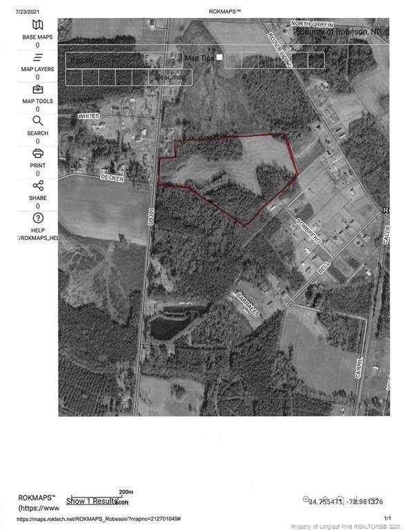 N Us 301 Highway, St. Pauls, NC 28384 (MLS #662920) :: Towering Pines Real Estate