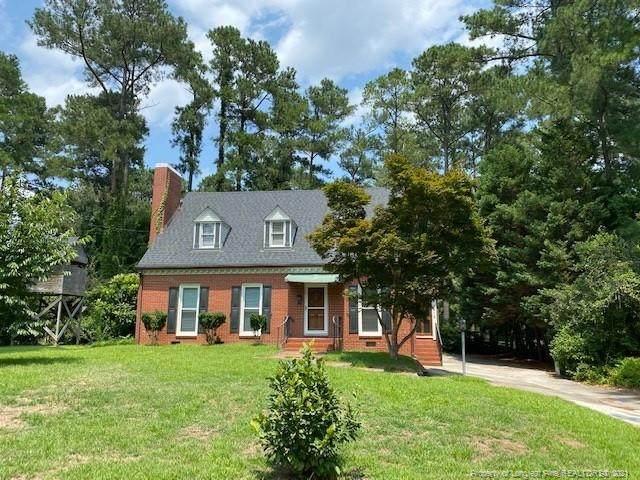 2612 Bennington Road, Fayetteville, NC 28303 (MLS #662957) :: Towering Pines Real Estate