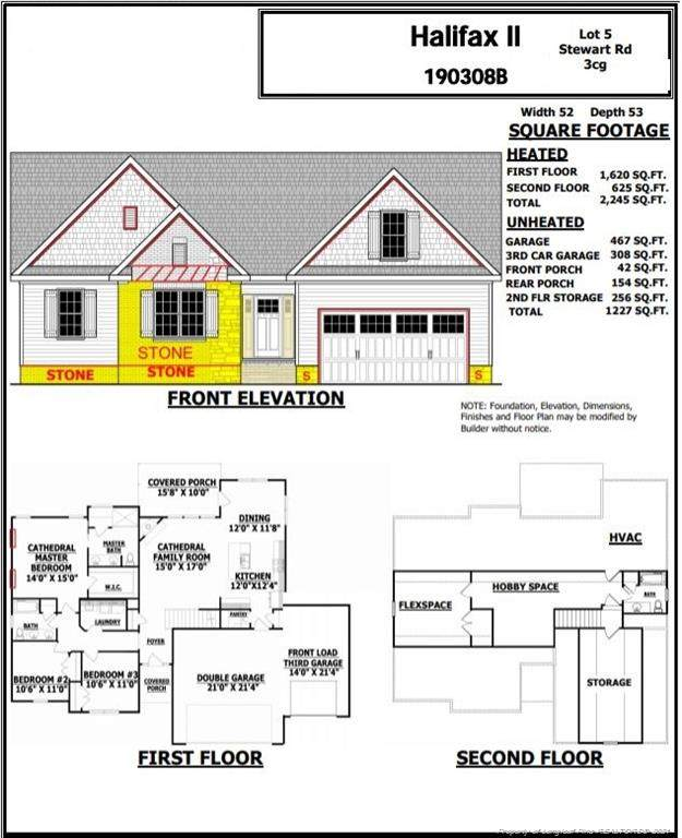 624 C. P. Stewart Road, Lillington, NC 27546 (MLS #663274) :: Moving Forward Real Estate