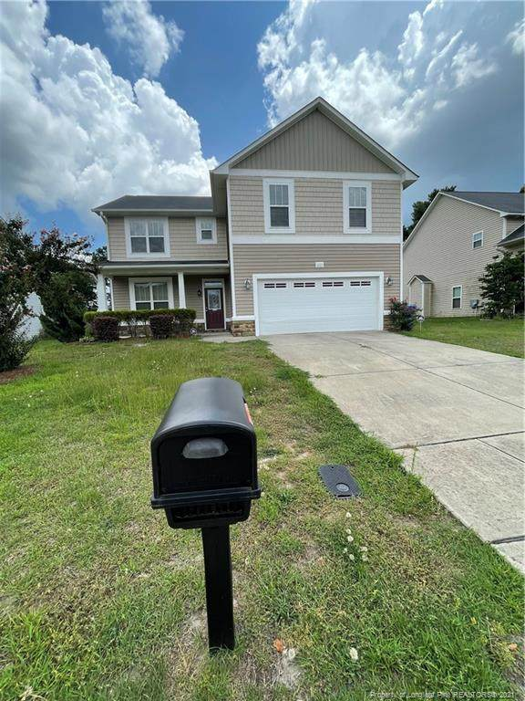 1233 Brickyard Drive, Fayetteville, NC 28306 (MLS #663280) :: The Signature Group Realty Team