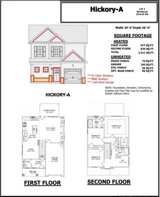 4943 Barbecue Church Road, Sanford, NC 27332 (MLS #663291) :: Moving Forward Real Estate