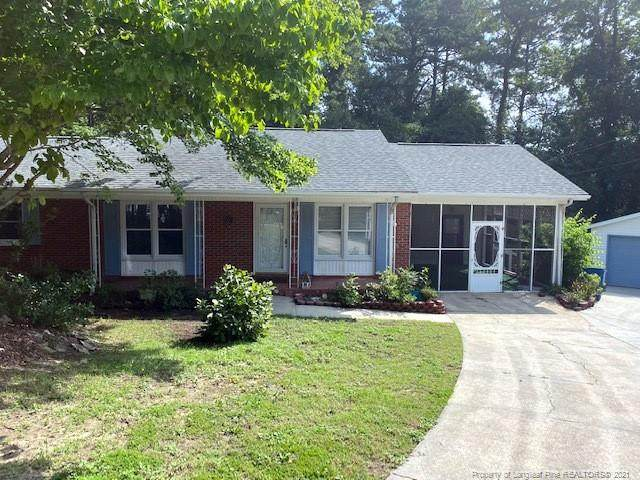 5332 Rimrock Court, Fayetteville, NC 28303 (MLS #663297) :: Towering Pines Real Estate