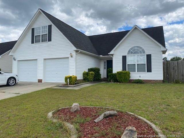 1487 Oldstead Drive, Fayetteville, NC 28306 (#663299) :: The Blackwell Group