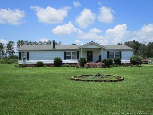 228 Alford Farms Road, Maxton, NC 28364 (MLS #663382) :: RE/MAX Southern Properties