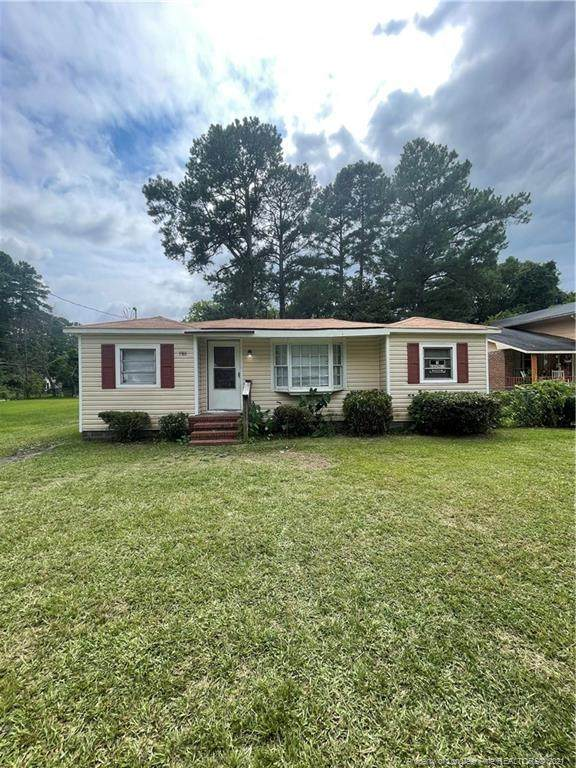 1901 Bain Drive, Fayetteville, NC 28301 (MLS #663648) :: EXIT Realty Preferred