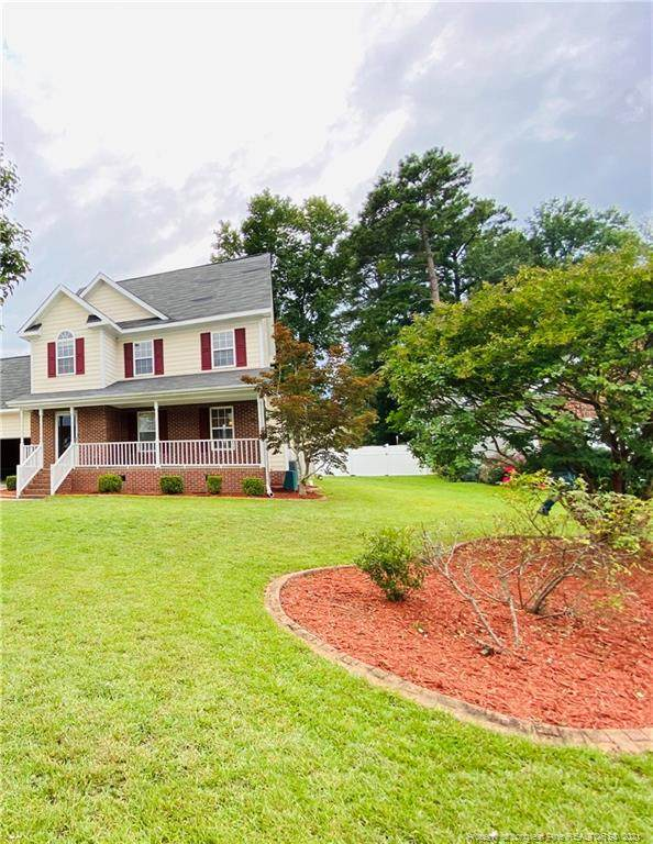 187 Old Colony Place, Raeford, NC 28376 (MLS #663689) :: EXIT Realty Preferred