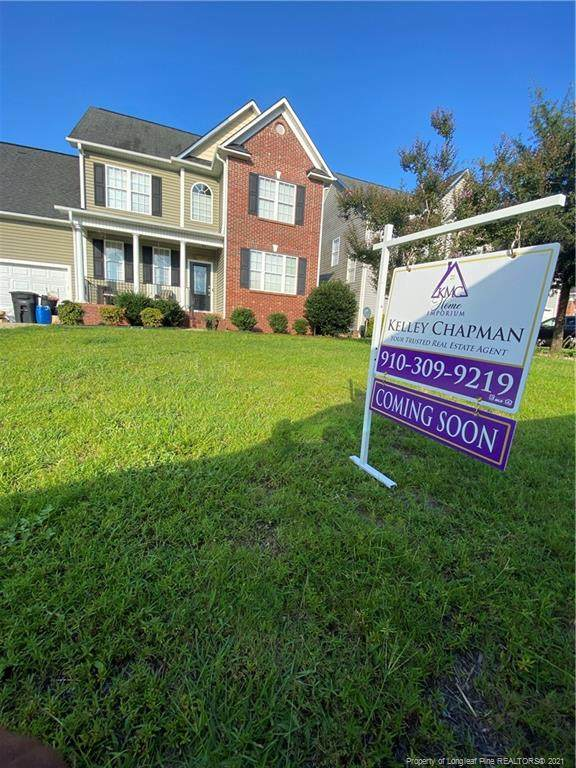 3317 Eastgate Street, Eastover, NC 28312 (MLS #665595) :: Freedom & Family Realty