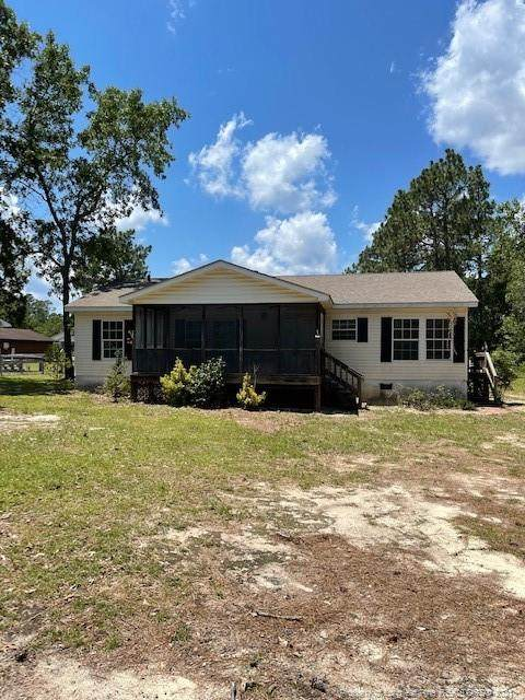 144 Capel Drive, Pinebluff, NC 28373 (MLS #666898) :: The Signature Group Realty Team