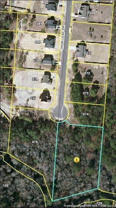 Lot 9 High Leaf Drive, Raeford, NC 28376 (#666900) :: The Helbert Team