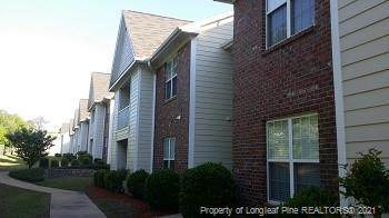 3109-204 Wisteria Lane, Fayetteville, NC 28314 (#667566) :: The Blackwell Group