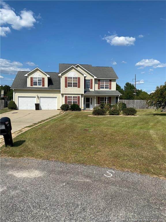 100 Guilford Court, Spring Lake, NC 28390 (MLS #667600) :: Freedom & Family Realty