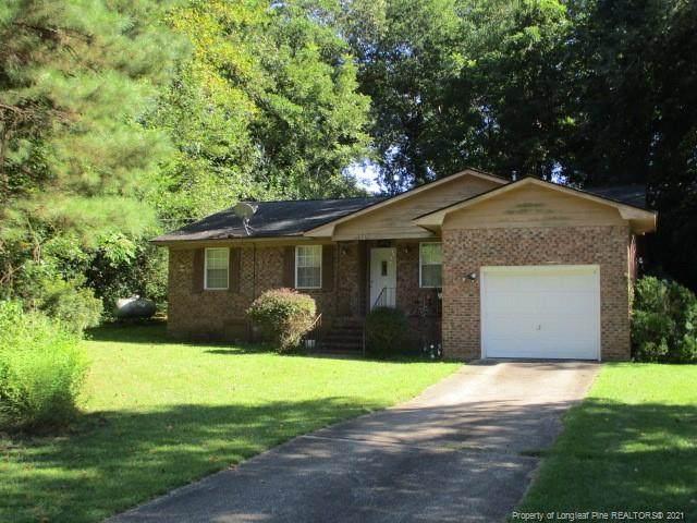 1717 Lyon Road, Fayetteville, NC 28303 (MLS #667889) :: RE/MAX Southern Properties
