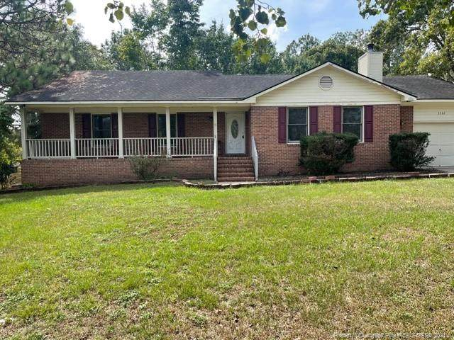 3322 Seven Mountain Drive, Fayetteville, NC 28306 (MLS #668073) :: The Signature Group Realty Team