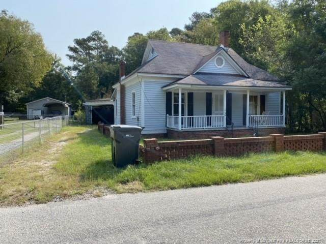 3947 Stone Street, Hope Mills, NC 28348 (MLS #668210) :: On Point Realty