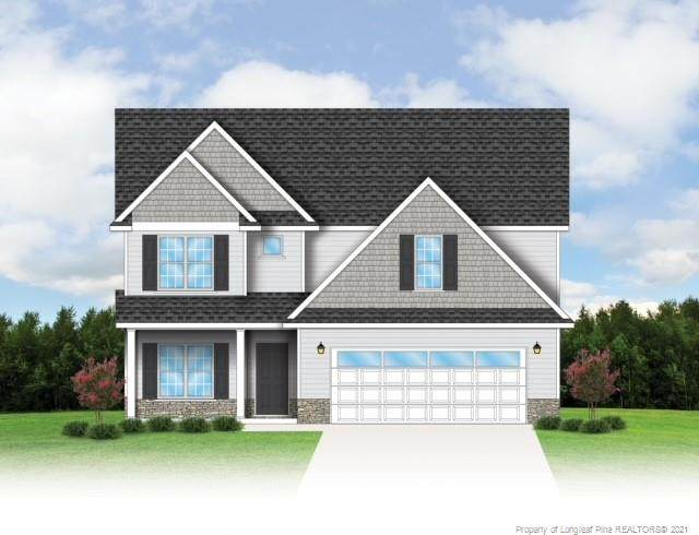 3114 Enchanted Valley, Fayetteville, NC 28306 (#668308) :: The Helbert Team