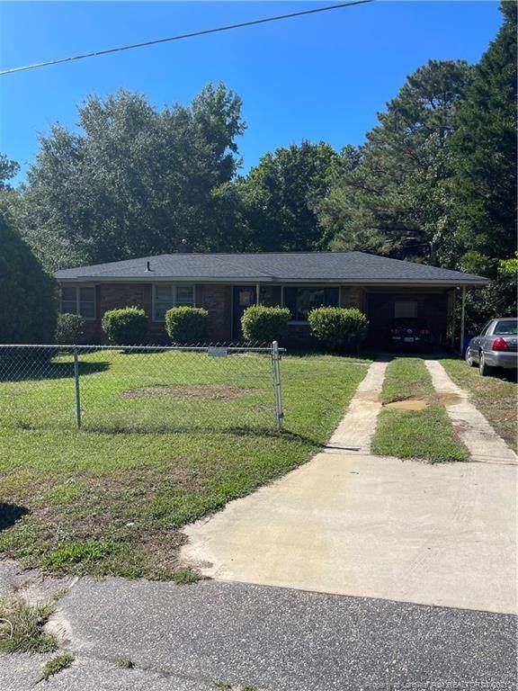 2032 Mango Circle, Fayetteville, NC 28304 (MLS #668569) :: RE/MAX Southern Properties