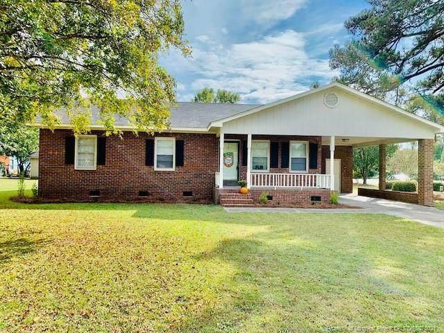 2902 Crystal Lane, Lumberton, NC 28358 (MLS #669809) :: RE/MAX Southern Properties