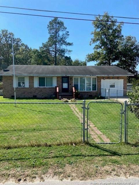 2006 W Brinkley Drive, Spring Lake, NC 28390 (MLS #669855) :: RE/MAX Southern Properties