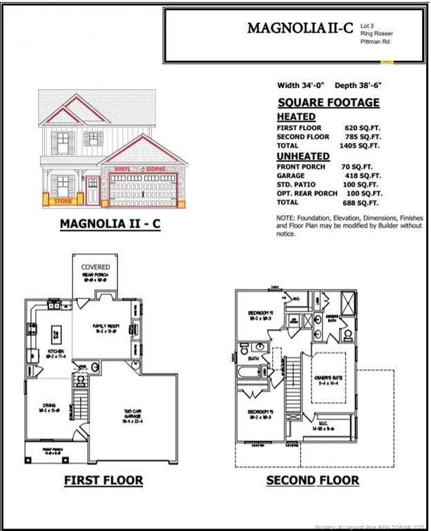 5926 Rosser Pittman Road, Sanford, NC 27332 (MLS #669880) :: RE/MAX Southern Properties