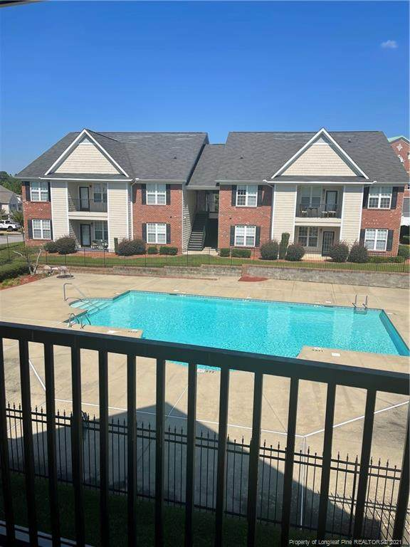 4050 Bardstown Court #204, Fayetteville, NC 28304 (MLS #670230) :: The Signature Group Realty Team