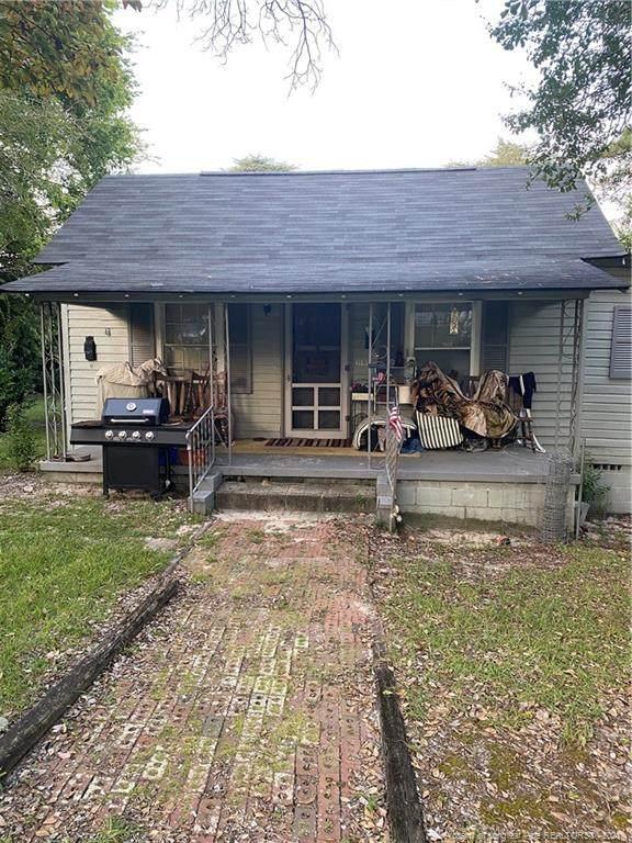 3519 Hill Street, Hope Mills, NC 28348 (MLS #670537) :: EXIT Realty Preferred