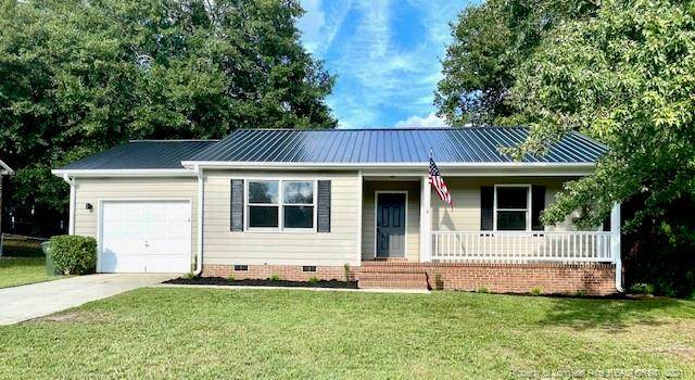 6731 Vaughn Road, Fayetteville, NC 28304 (MLS #670605) :: On Point Realty