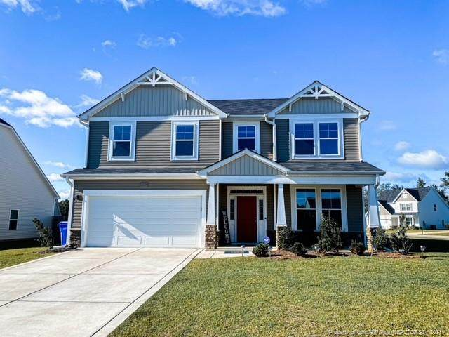 2228 Courtland Drive, Fayetteville, NC 28314 (MLS #670617) :: On Point Realty