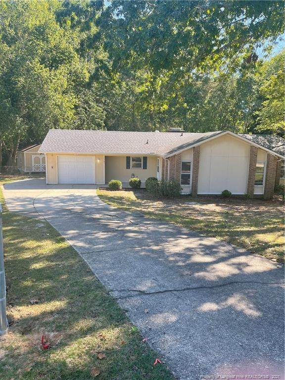 1705 Mendel Court, Fayetteville, NC 28304 (MLS #670651) :: The Signature Group Realty Team
