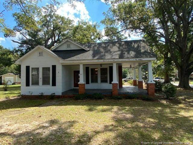 207 Old Post Road, Erwin, NC 28339 (MLS #670670) :: RE/MAX Southern Properties
